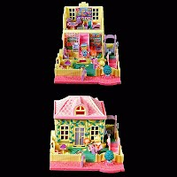 Vintage Polly Pocket Nursery School, Bluebird Toys