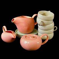 Vintage Russel Wright Child's Tea Set, 1954