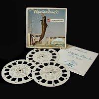 Vintage View Master Reels, Marineland Blisterpack (3)