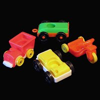 Vintage Fisher Price Little People Vehicles
