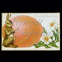 Antique Easter Post Card