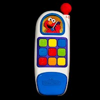 Talking Sesame Street Elmo Flip Telephone