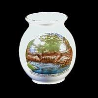 Antique Souvenir Porcelain Toothpick Holder, made in Germany
