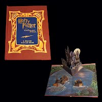 Harry Potter and the Sorcerers Stone A Deluxe Pop-up Book