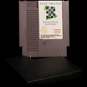 Vintage NES Nintendo Pipe Dream Game