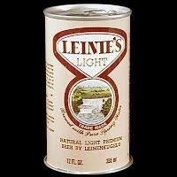 Vintage Beer Can, Leinie's Light Beer