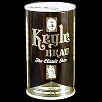 Beer Can, Keyle Brau Beer