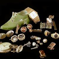 Antique and Vintage Men's Jewelry