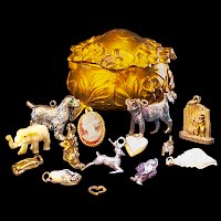 Antique and Vintage Jewelry, Antique and Vintage Charms