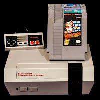 Vintage Nintendo NES, Nintendo Entertainment System