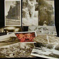 Antique, Vintage Disaster Postcards