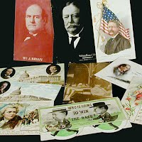 Antique, Vintage Political Postcards