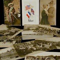 Antique, Vintage Military Postcards