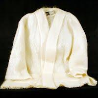 Vintage Tuxedo Wool Jacket by Andrew Stewart