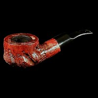 Vintage Pipe, Custombilt, Imported Briar
