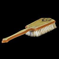 Antique Vintage celluloid brush
