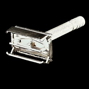 Vintage Gillette Safety Razor, 1950