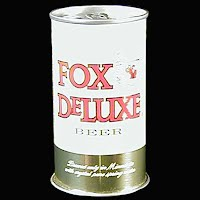 Vintage Beer Can, 1976 Fox Deluxe