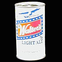 Vintage Beer Can, Walters Light Ale Wisconsin Jaycees
