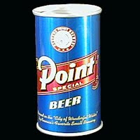 Vintage Beer Can, Point Special Can Bank, Stevens Point Brewery