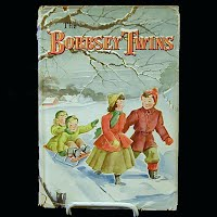 Vintage Book, The Bobbsey Twins Merry Days Indoors and Out, 1950