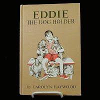 Vintage Book, Eddie the dog Holder, 1966