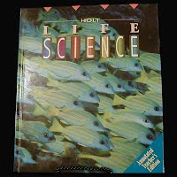 Life Science Book Annotated Teacher's Edition, Holt, 1985