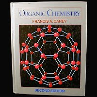 Organic Chemistry Book, McGraw, 1992, hardcover