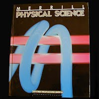 Physical Science Book Teacher's Wraparound Edition, Merrill, 1993