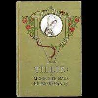 Antique Book 1904, A Mennonite Maid, Helen Martin