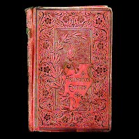 Antique Book, The House of the Seven Gables, Nathaniel Hawthorne 1983