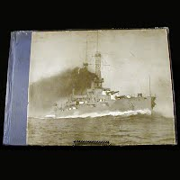 Antique Book, The United States Navy from the Revolution Date, 1915