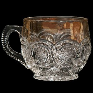 Antique EAPG The States Punch Cup