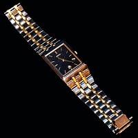 Vintage Seiko Mens Watch, black dial