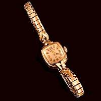 Vintage Bulova Woman's Watch