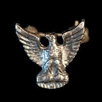 Vintage Boy Scout of America Eagle Pin, 1930