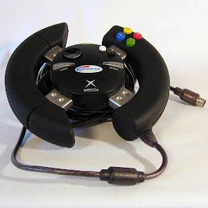 Vintage X Box Gamester Controller