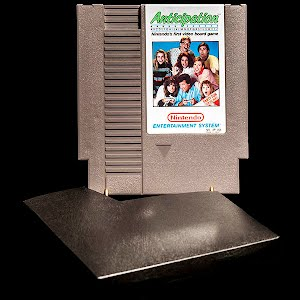 Vintage NES Nintendo Game, Anticipation