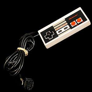 Vintage Original NES Nintendo Controller