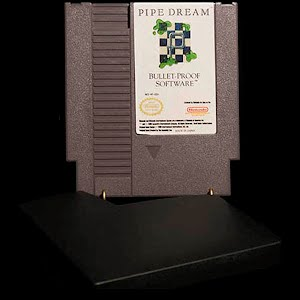 Vintage NES Nintendo Pipe Dream Game