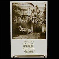 Antique Bamforth Postcard, Holy City