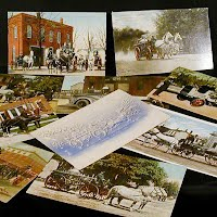 Antique and Vintage Fire Trucks Postcards, Antique and Vintage Fire Trucks Post Cards