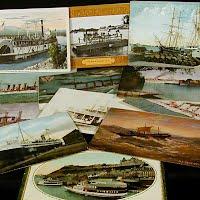 Antique and Vintage Ships Postcards, Antique and Vintage Ships Post Cards