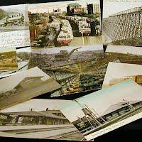 Antique and Vintage Trains Postcards, Antique and Vintage Trains Post Cards