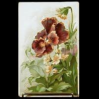 Antique Tuck Postcard, Artistic Birthday 14