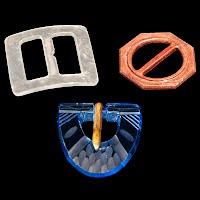 Vintage Belt Buckles or Scarf Slides