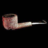 Vintage Old England Wood Pipe