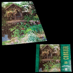 Secret Hideaway Croxley Puzzle, Milton Bradley Hasbro