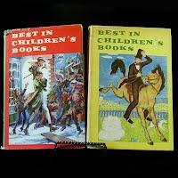 Vintage Book: Best in Children's Book, 1957