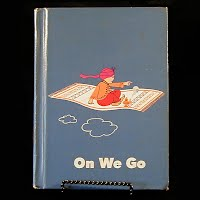 Vintage Book: On We Go, P McKee and L Harrison, School Reading Book, 1966
